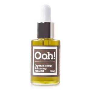Ooh! Organic Hemp Balancing Face Oil 30ml
