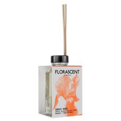 Florascent The Cubes Reed Diffuser Orris Rose 100ml