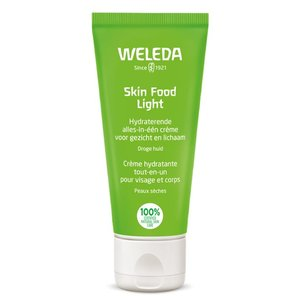 Weleda Skin Food Light 30ml of 75ml