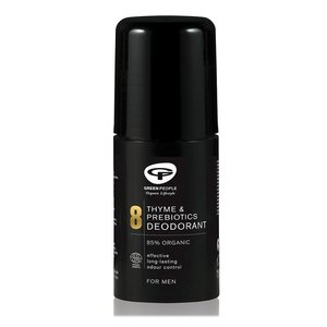 Green People For Men - Thyme & Prebiotics Deodorant 75ml