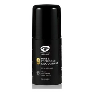 Green People For Men - Mint & Prebiotics Deodorant 75ml