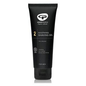 Green People For Men - Soothing Shaving Gel 100ml