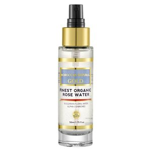 Moroccan Natural Finest Organic Rose Water 50ml