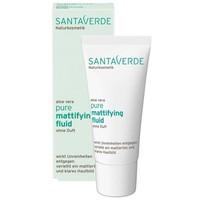 Santaverde Pure Mattifying Fluid zonder parfum 30ml