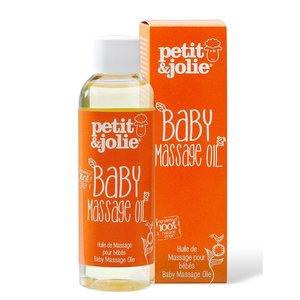 Petit&Jolie Baby Massage Olie 100ml