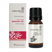 Living Nature 100% Pure Manuka Oil 10ml
