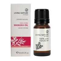 Living Nature Pure Essentiële Manuka Olie 10ml