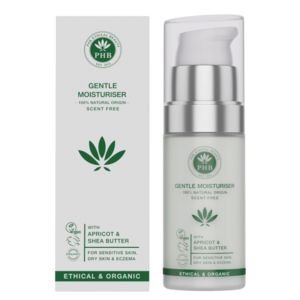 PHB Ethical Beauty Gentle Moisturiser 30ml