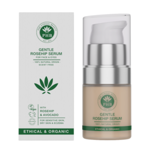 PHB Ethical Beauty Gentle Face & Eye Serum 20ml
