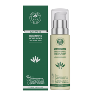 PHB Ethical Beauty Superfood Brightening Moisturiser 50ml