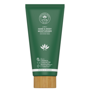 PHB Ethical Beauty 2-in-1 Hand & Body Moisturiser 150ml