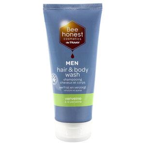 Bee Honest MEN Hair & Body Wash Verveine 200ml
