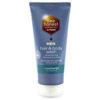 Bee Honest MEN Hair & Body Wash Rozemarijn 200ml