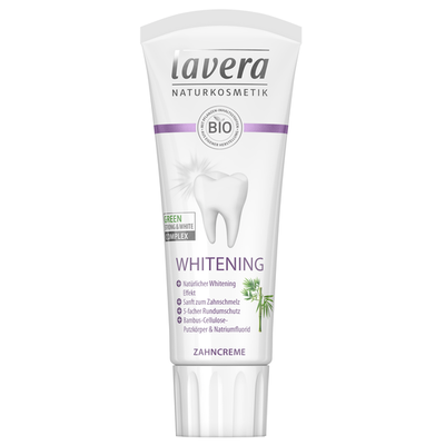 Lavera Toothpaste Whitening 75ml