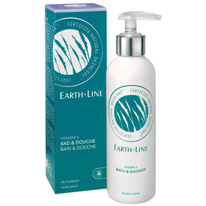 Earth-Line Vitamine E Bad & Douche 200ml