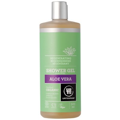 Urtekram Aloe Vera Shower Gel 250ml of 500ml