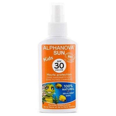 Alphanova SUN Bio Spray Kids SPF30 125g