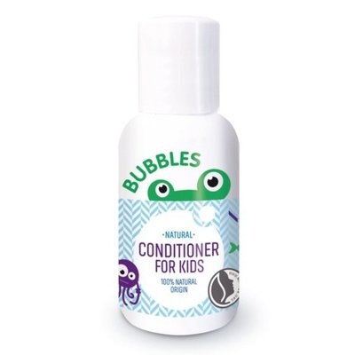 Bubbles Conditioner for Kids 50ml of 200ml