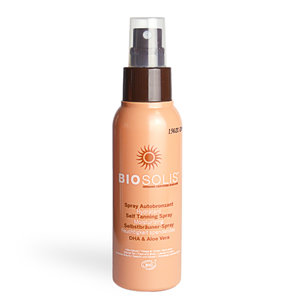 Biosolis Self Tanning Spray 100ml