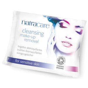 Natracare Make-up Reinigingsdoekjes 20st.