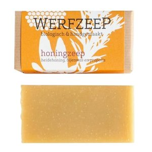 Werfzeep Honingzeep 100g