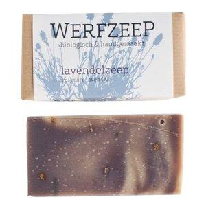 Werfzeep Lavendelzeep 100g
