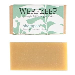 Werfzeep Honingshampoo Zeep 100g