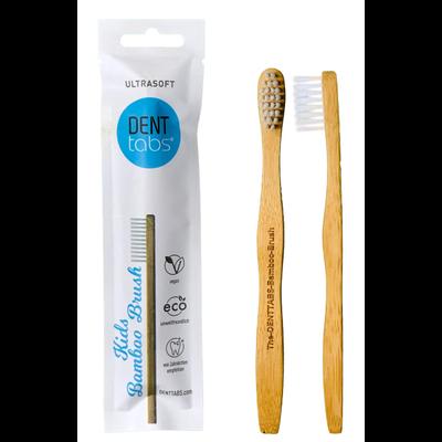 Denttabs Bamboe Tandenborstel Kind Ultra Soft