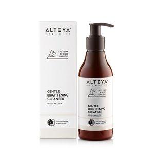 Alteya Organics Rose & Mullein Gentle Brightening Cleanser 200ml