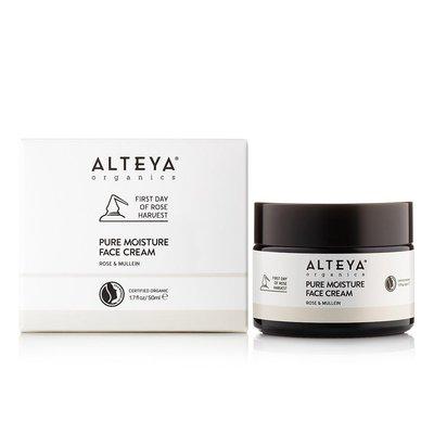 Alteya Organics Rose & Mullein Pure Moisture Face Cream 50ml