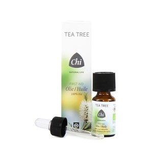 Chi Biologische Tea Tree Olie 10ml of 20ml
