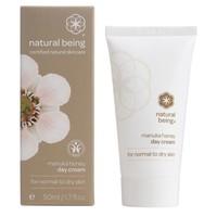 Natural Being Manuka Day Cream Normal/Dry Skin 50ml