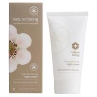 Natural Being Manuka Night Cream Normal/Dry Skin 50ml