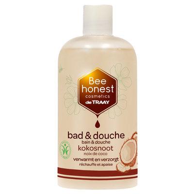 Bee Honest Bad & Douche Kokosnoot 250ml of 500ml