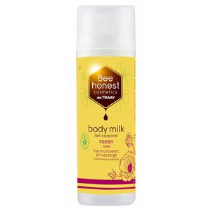 De Traay Bee Honest Body Milk Rozen 150ml