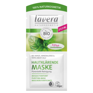 Lavera Purifying Face Mask Mint 10ml