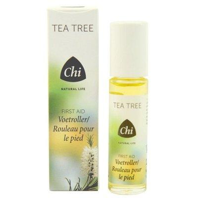 Chi Tea Tree - Eerste Hulp Voetroller 10ml