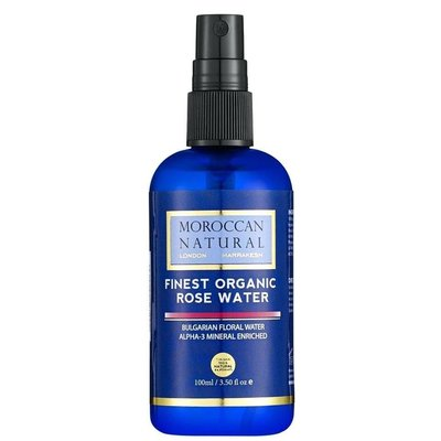 Moroccan Natural Finest Organic Rose Water 100ml