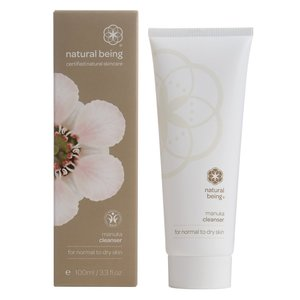 Natural Being Manuka Cleanser Normal/Dry Skin 100ml