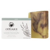 Odylique Lavender Cleansing Bar 100g