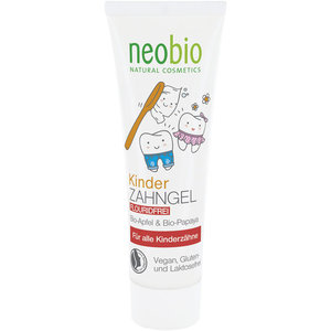 Neobio Kindertandpasta zonder Fluoride 50ml
