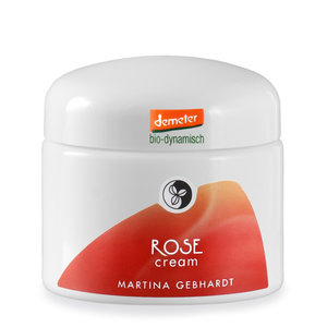 Martina Gebhardt Rose Cream 15ml of 50ml