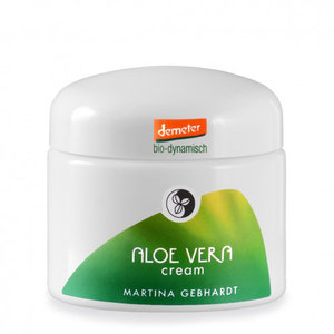 Martina Gebhardt Aloe Vera Cream 15ml of 50ml