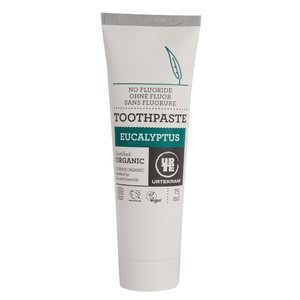 Urtekram Eucalyptus Toothpaste 75ml