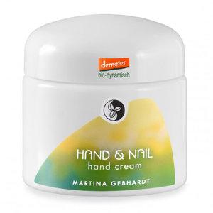 Martina Gebhardt Hand & Nail Hand Cream 15ml of 100ml