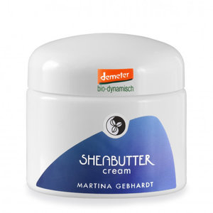 Martina Gebhardt Sheabutter Cream 15ml of 50ml