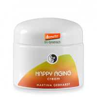 Martina Gebhardt Happy Aging Cream 15ml of 50ml
