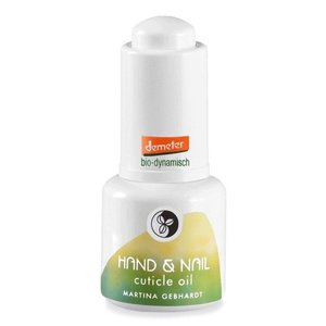 Martina Gebhardt Hand & Nail Cuticle Oil 15ml