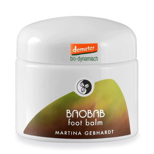 Martina Gebhardt Baobab Foot Balm 15ml of 50ml