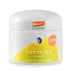 Martina Gebhardt Summer Time Cream SPF6 15ml of 50ml